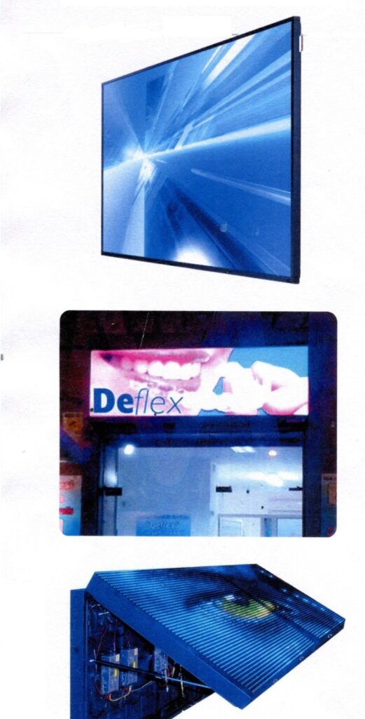 SMART SIGN - il led wall
