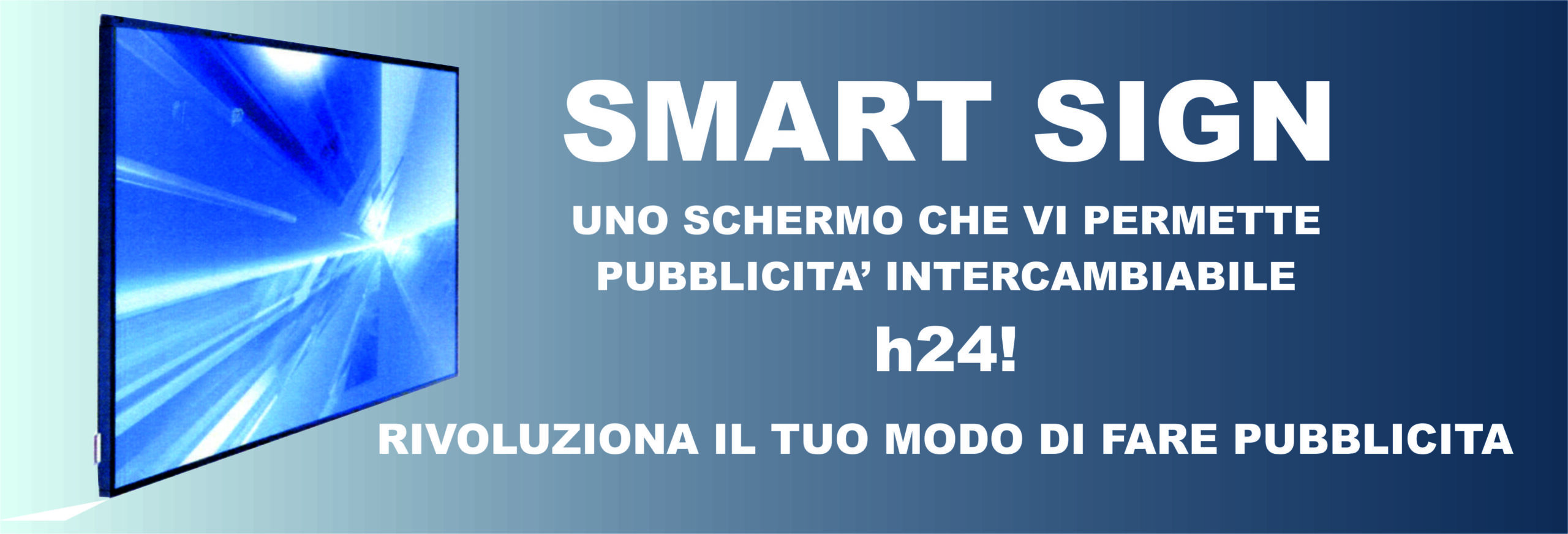 smart sign il nuovo led wall